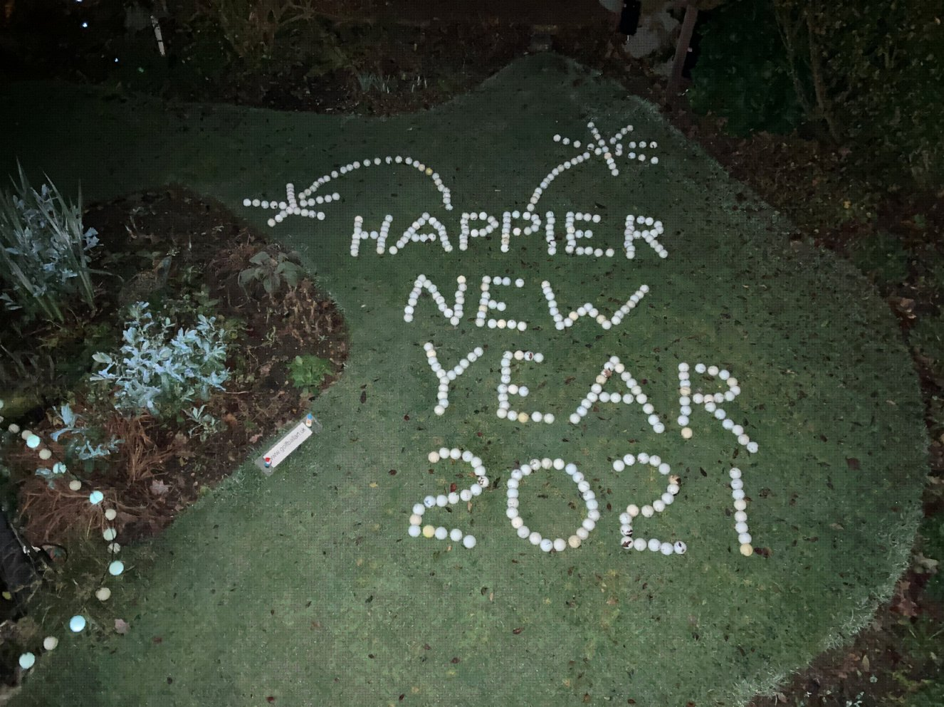 Happier New Year 2021